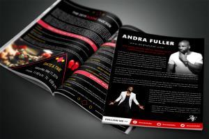 Portfolio for I Will Design Epk, Media Kit, Press Kit,