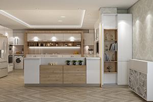 Portfolio for kitchen designer