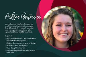 Portfolio for Brand and Marketing Strategy Consultant