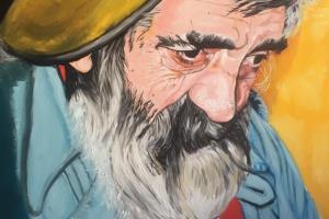 Portfolio for Oil Painting Portrait Commissions