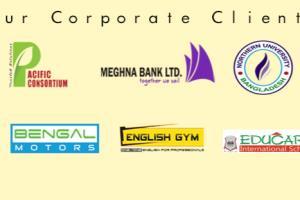 Cover design for corporate company