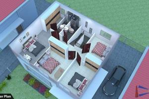 Portfolio for 3D Floor Rendering