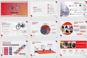Portfolio for Result oriented Presentation Designer
