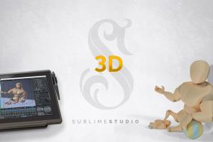 Portfolio for 3D Modeling/Sculpting and more!