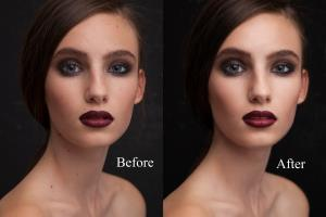 Portfolio for Photo retouching