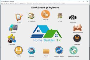 Portfolio for Developed Construction Management System