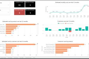 Portfolio for Complex Power BI Reports and Requirement