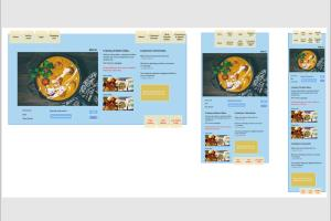 Portfolio for PSD to HTML CSS full Responsive