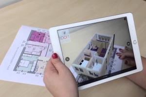 Portfolio for Real Estate Augmented/360Virtual Reality
