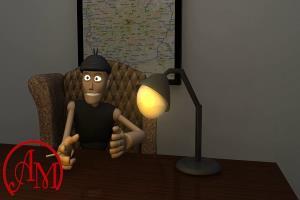 Portfolio for 3d animator.