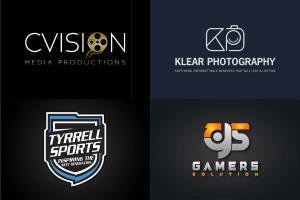 Portfolio for Certified Logo & Graphic Designer