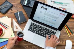 Portfolio for Blogging