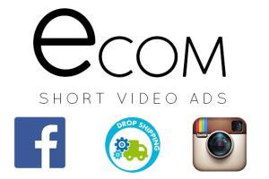 Portfolio for Short Video Ads / E-com Ads