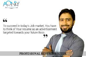 Portfolio for Resume, Cover Letter & LinkedIn Writer