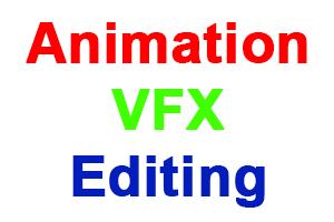 Portfolio for Animation, VFX and Video Editing