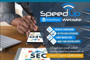 Portfolio for Speed Up Your Website Professionally