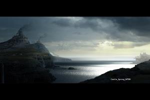 Portfolio for realistic environment art