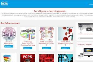 Portfolio for eLearning, Scorm, Interactive courses