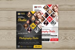 Portfolio for HD flyers, postcards & brochures