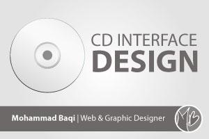 Portfolio for CD Interface Design