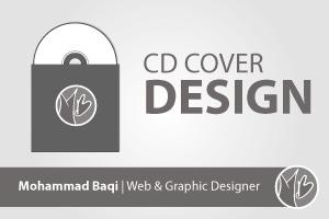 Portfolio for CD Cover Design