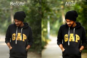 Portfolio for Photo retouch & Edit