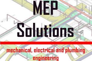 Portfolio for MEP Designer, HVAC Designer