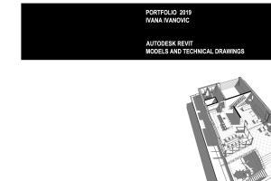 Portfolio for Revit Architecture Design