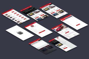 Portfolio for Websites & Web App Development