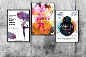 Portfolio for Movie Poster Design / Poster Design