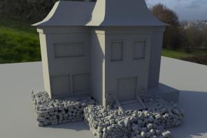 Portfolio for Animator/3D Modeller/Graphic Designer