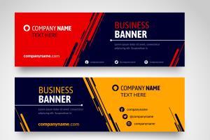 Portfolio for high  quality banner ads design