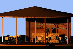 Portfolio for Architect, Draftsman, 3d views(modellers