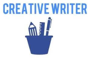 Portfolio for Creative Writer