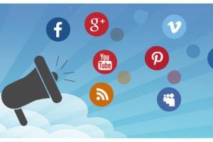 Portfolio for Maintaining Social Media
