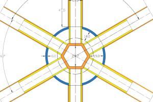 Portfolio for AutoCAD, Master Civil engineer