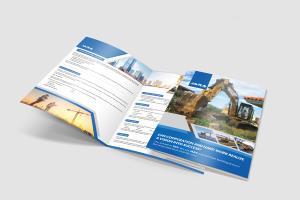Portfolio for Professional Brochure For Your Company
