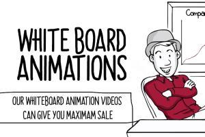 Portfolio for Whiteboard Animation | Explainer Video