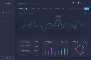 Portfolio for Data Visualization Spacialist