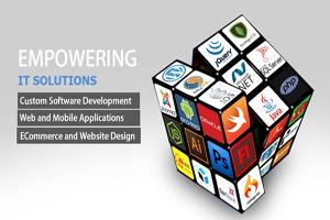Portfolio for Web Design, Custom Software Development