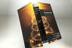 Portfolio for Brochure and Pamphlet Design