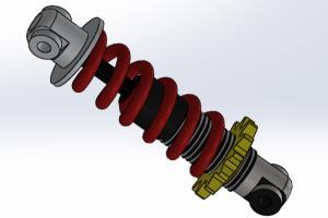 Portfolio for 3D-model designer in solidworks