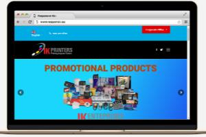 Portfolio for Customized Online Store