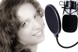 Portfolio for Female British Voiceover