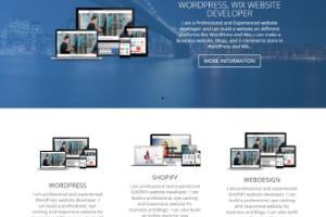 Portfolio for Front-end Development