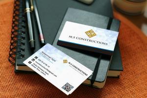 Portfolio for Business Card and stationery design.