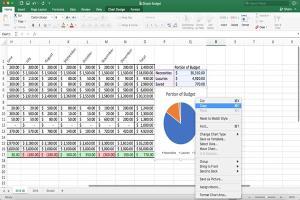 Portfolio for Spreadsheets