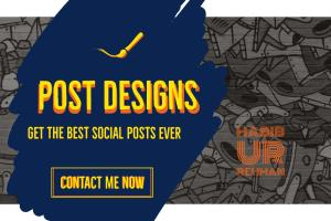 Portfolio for design Intagram, Facebook Posts