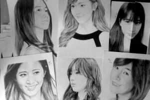 Portfolio for Portrait Artist