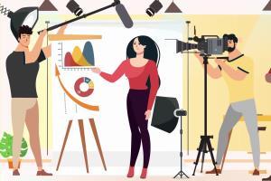 Portfolio for Explainer Video Maker